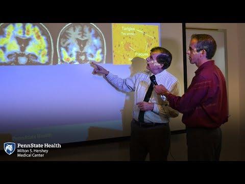 AUAA… Episode 27 – Alzheimer's Disease - Penn State Health Milton S. Hershey Medical Center
