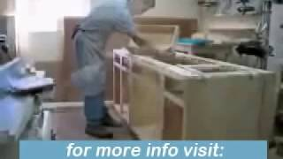 Collection Of 16.000 Easy Woodworking Projects -- Video Instructions