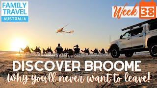 Broome, Broome, Broome, Caḃle Beach + Top Things To Do WA