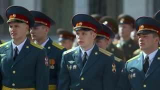 видео: СПбВИВВ МВД РФ Выпуск-2013