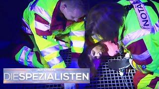 Unfall in einer Lasertag Halle: Wo ist die Mitarbeiterin hin? | Die Spezialisten | SAT.1 TV