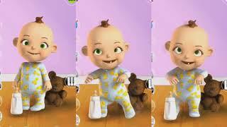 talking Babsy Baby - 3 slide free style