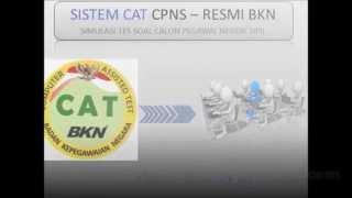 Video Sistem CAT CPNS - Simulasi Tes Resmi BKN download MP3, 3GP, MP4, WEBM, AVI, FLV Juli 2018