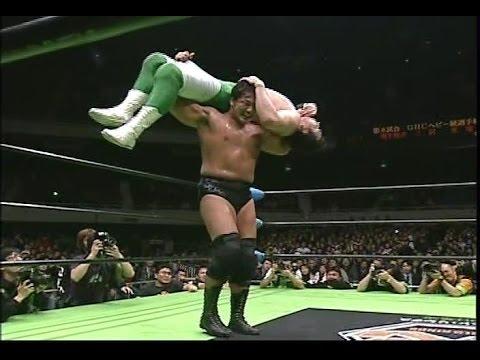 NOAH Kobashi vs Misawa 01 03 2003