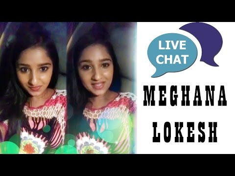 Actress Meghana Lokesh Interaction with Fans | Vega Entertainment