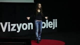 Herkesin Gittiği Yöne Gitmeyin!   AYŞE ŞULE BİLGİÇ   TEDxYouth@VizyonKoleji