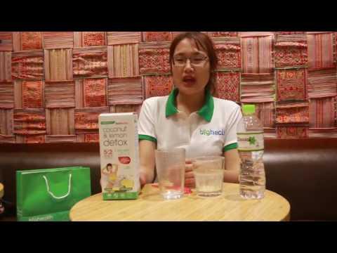 Hướng dẫn sử dụng Coconut Detox - BigHealth Việt Nam