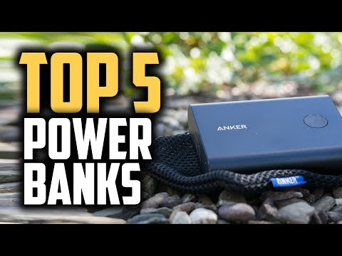 Best Power Banks In 2019 | Have A Charger With You Wherever You Go!
