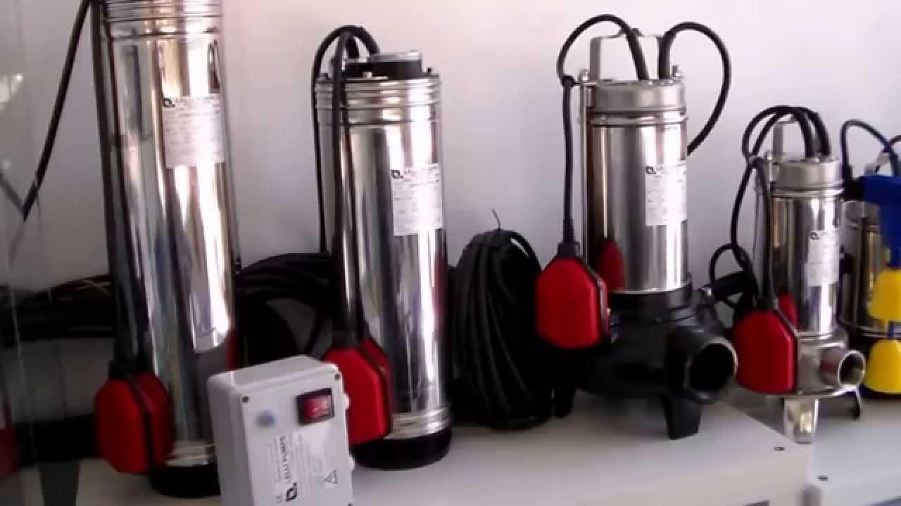 Aquos pump 39 s di danieli stefano mesagne elettropompe for Pompe sommerse per acquari