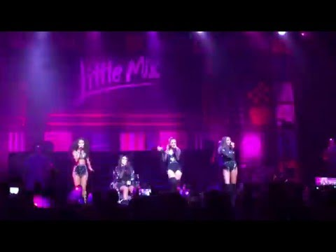 Little Mix - Hair LIVE in Singapore