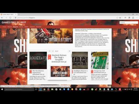 Sherlock Holmes The Devil s Daughter download free pc