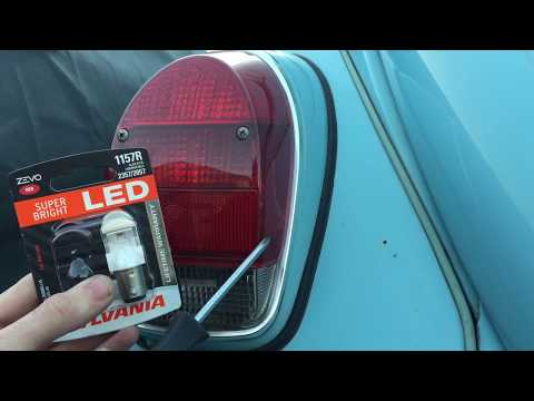 Sylvania ZEVO LED bulbs Install, and review
