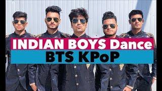 K-Pop BTS | Idol Dance Choreography | Shraey Khanna