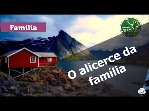 0671 – O ALICERCE DA FAMÍLIA