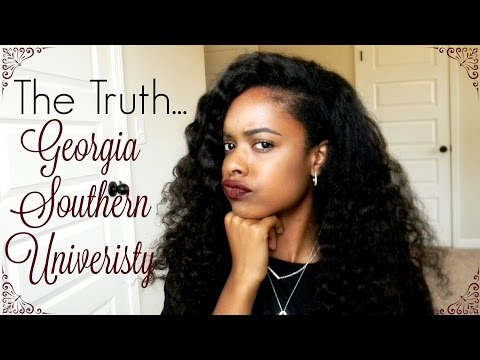 The Truth About Georgia Southern | Jazmyn Glitzy