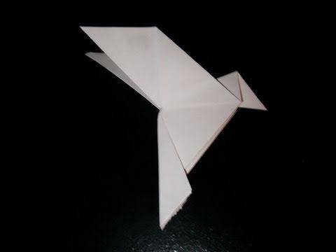 Origami Crane Step By Step