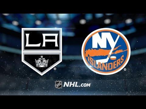 Islanders defeat Kings behind Lee's two PPGs