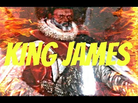 King James Was A Black Man,, King James Version Bible Revealed