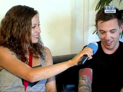 ENGLISH VERSION - Billy Talent Interview @ HIGHFIELD Festival 2010