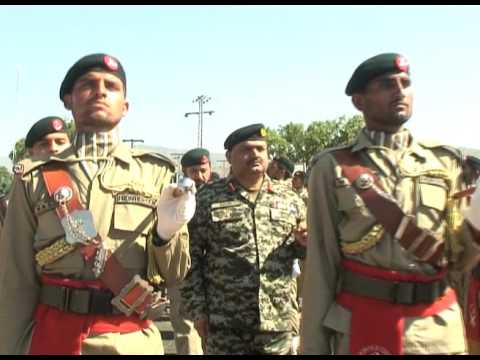 Khyber Agency Bara Mehsud Scouts Passing Out Parade
