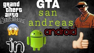 [396mb]How to download Gta sa in android for free