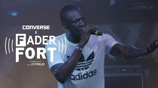 "Stormzy - ""Shut Up"" - Live at The FADER Fort Presented by Converse (1)"