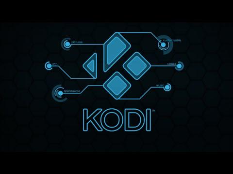 Házimozi PC szoftver bemutató - Kodi - magyar - HD