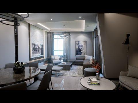 Apartment B 144 in Damascus – Syria Realistic Real-time architecture & Interior Design