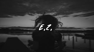 blackbear - e.z. (feat. Machine Gun Kelly) (Lyrics / Lyric Video) (Cybersex)