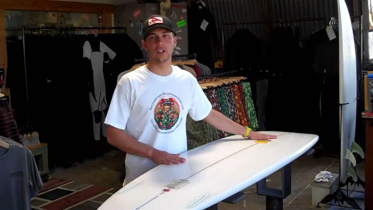 Huevo Ranchero Surfboard