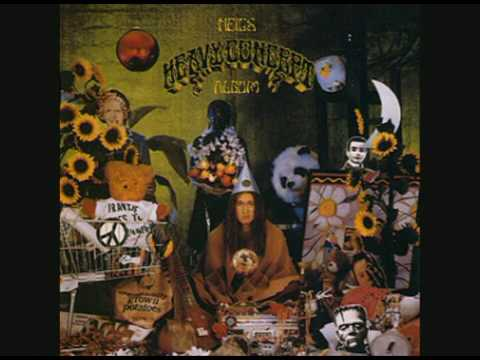 Neil's Heavy Concept Album Pt1 - 'Hello Vegetables' and 'Hole In My Shoe'