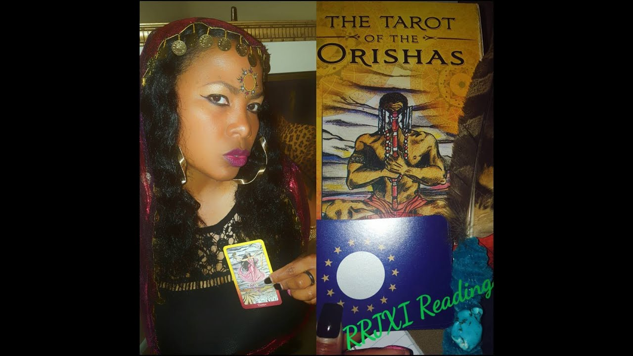 Orisha reading