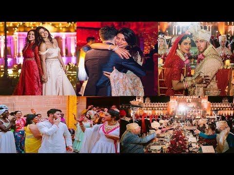 Updated Unseen Wedding Pics of Priyanka Chopra and Nick Jonas