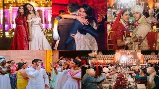 Updated Unseen Wedding Pics of Priyanka Chopra and Nick Jonas