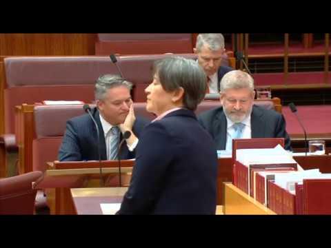 Senator Penny Wong Slams Government Push for Plebiscite