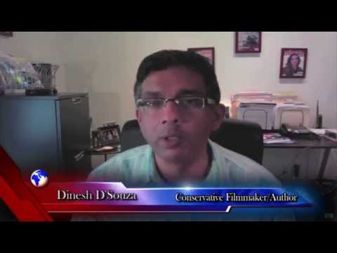 "The Glazov Gang-Dinesh D'Souza Discusses ""America: Imagine a World Without Her."""