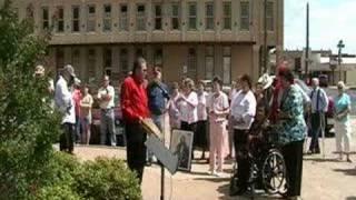 QUANAH TEXAS 2008 quanah parker memorial song