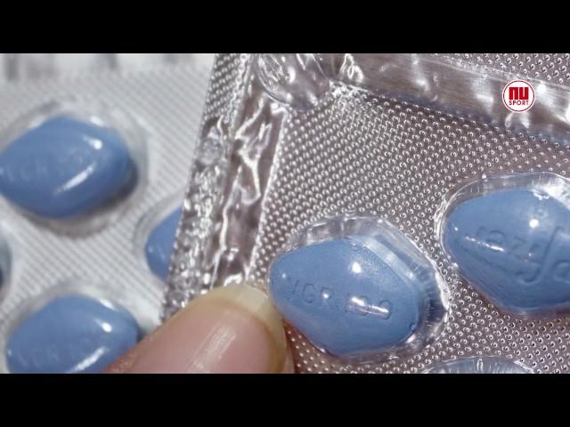 'Geen bewijs dat Viagra als doping werkt'