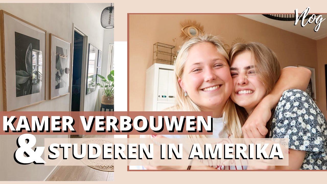 Opnames & Studeren in Amerika! #weekvlog | R O S A L I E