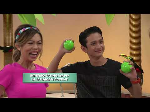 Club Mickey Mouse Extra -  Trying different accents! | Disney Channel Asia