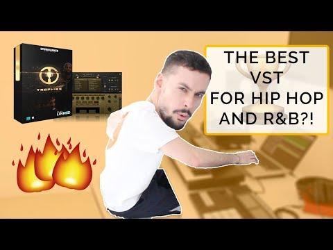 The Best Vst For Hip Hop & R&B Music?! [R&B Beat Cook Up]