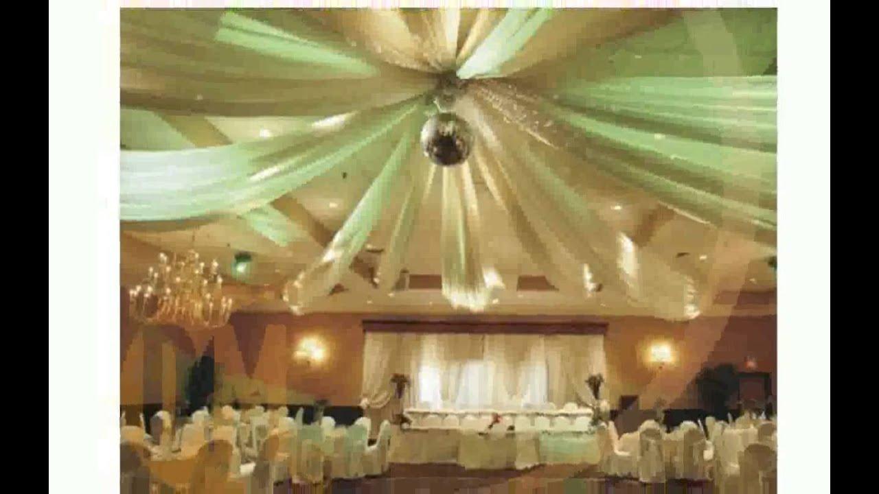 Decoration de mariage pas cher youtube - Deco mariage vintage pas cher ...
