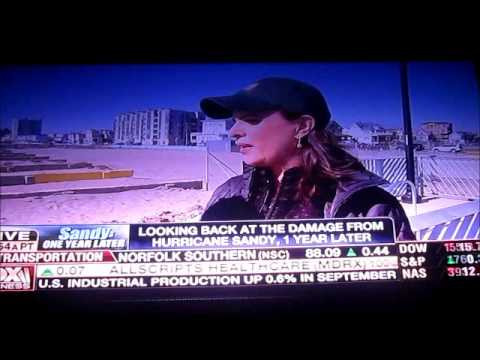Liz MacDonald interview re Hurricane Sandy