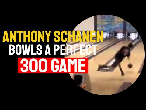 Anthony Schanen 300 Game on 06-22-13 at Jewel City Bowl in Glendale, CA