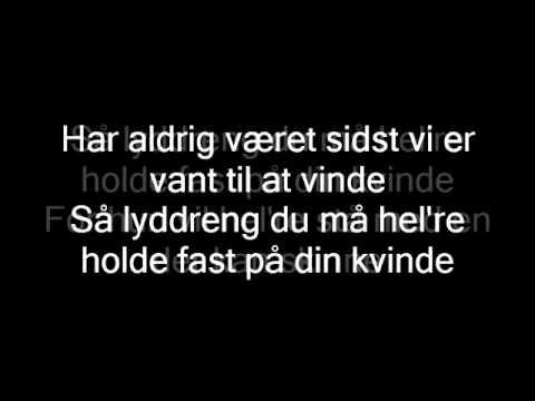 Kidd - gøre sin ting (lyrics)