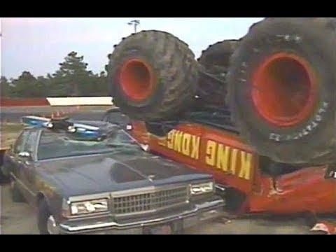 1990 King Kong vs. Horry County Police (South Carolina)