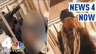 Video Shows 'Heinous Assault' on Subway as Riders Look On | News 4 Now