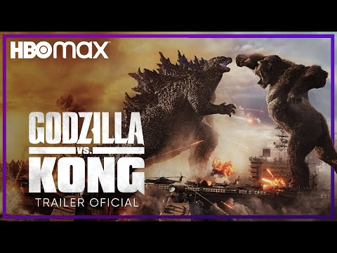 Godzilla vs. King Kong I HBO Max