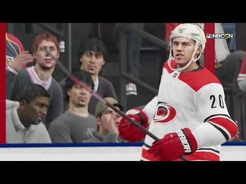NHL 19 - Carolina Hurricanes Vs Florida Panthers Shootout
