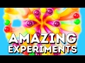 35 Science Experiments That Are Basically Magic l 5-MINUTE CRAFTS COMPILATION